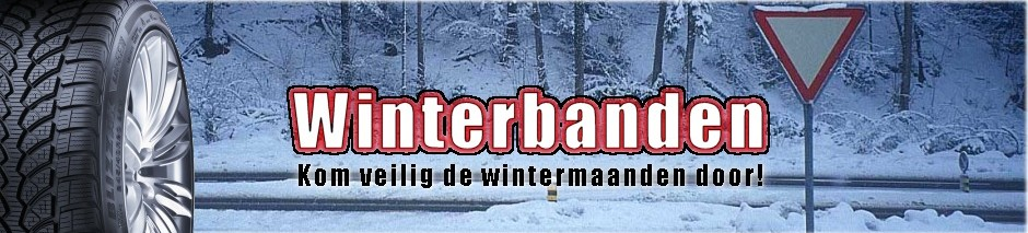 Winterbanden - Alles over winterbanden